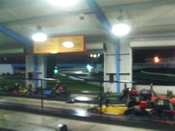 Karting 啊!!