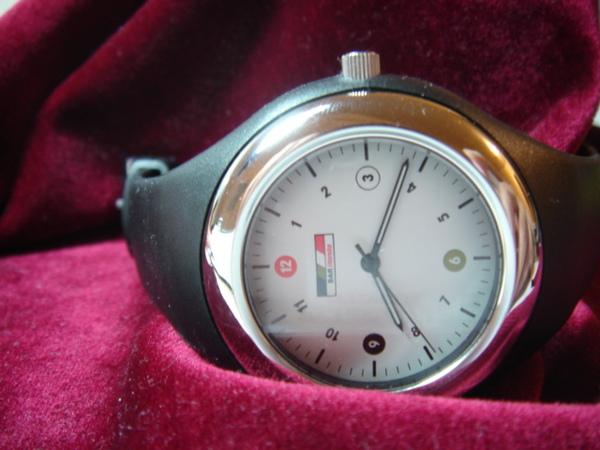 BAR家的手錶