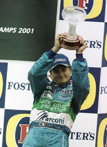 2001 Belgium GP