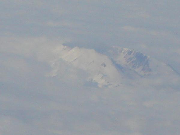 傳說中的Mt. St. Helens