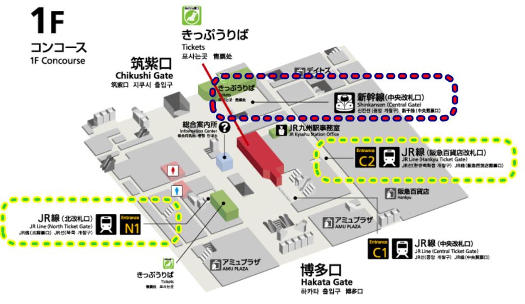 JR九州博多站地圖放大.png