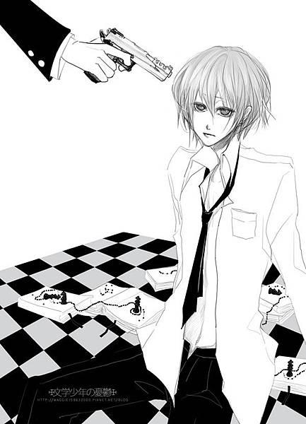 ☩文学少年の憂鬱☩