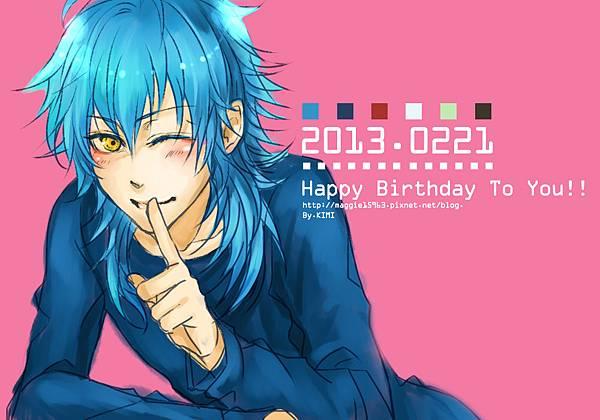 Happy Birthday To 毛毛ˇˇˇˇ