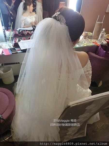 (台北新秘)典華幸福機構結婚造型
