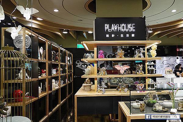 台北信義送禮首選【PlayHouse設計生活館信義誠品店】進口歐美家飾禮品