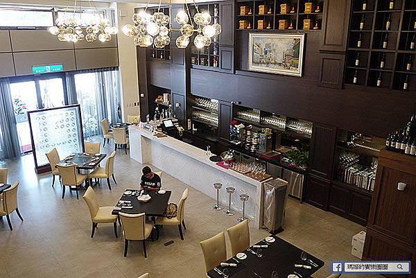 ◆台北內湖。捷運劍南路站【La Riche Cellier瑞德餐廳-台北店】以酒入菜的完美結合。內湖約會餐廳.JPG