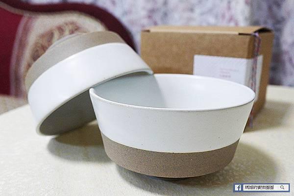 質樸陶瓷碗 哎喔生活雜良 大好吉日-五嶽食器系列.JPG