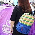 CHUMS 露營野餐用品 戶外休閒用品 休閒旅遊穿搭配件 旅行包 眼帶袋