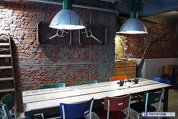 【松果院子】民生社區美食。民生社區咖啡廳。富錦街咖啡廳