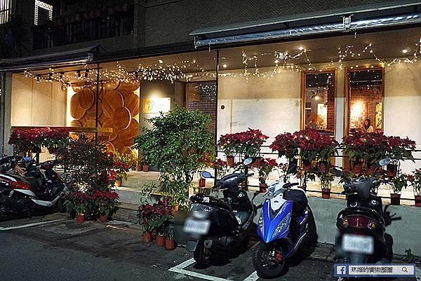 台北東區【Grace Restaurant】台法混血創意料理。東區餐酒館。捷運忠孝敦化餐酒館。