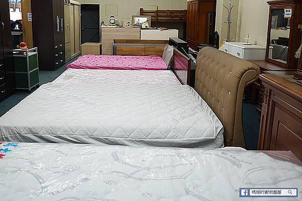 居家生活【ASSARI時尚家具】歡喜成家~時尚美型海洋無重力獨立筒床墊推薦。新莊家具店