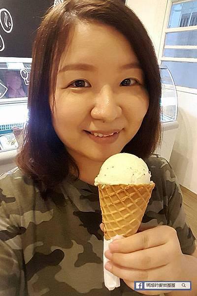 台北美食【OneCool gelato玩酷冰淇淋】手工義式冰淇淋。四平商圈冰淇淋。威士忌冰淇淋好特別