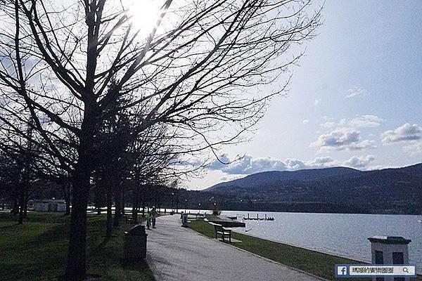 加拿大風情畫【歐肯納根湖】風景秀麗景色優美!還有傳說中的水怪