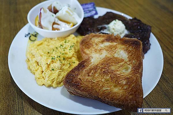 台北美食【The Chips美式餐廳內湖店】早午餐/漢堡/義大利麵/燉飯。內湖美式餐廳。捷運港墘美食