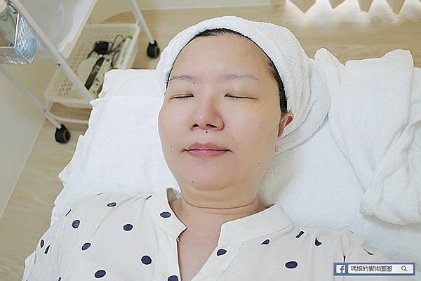 台北SPA【Space Skin Care】MFO贏亮課程讓臉部水噹噹。台北大安區美容。男女護膚。醫美術後保養