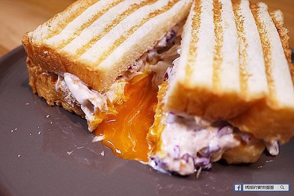 ◆台北內湖【Naked Deli loves Sandwich 三明治實驗室】營養無化學添加早午餐。早餐。三明治。內湖早午餐推薦。捷運西湖站美食