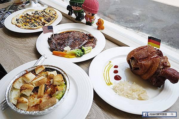 台北公館【Yum Yum 好吃好吃】吃南法料理不必貴森森!還有童趣森林風可愛環境。公館超值南法料理。公館美食。上菜啦姐妹店