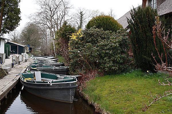 春遊荷比盧【荷蘭羊角村Giethoorn】荷蘭必遊如詩如畫的羊角村