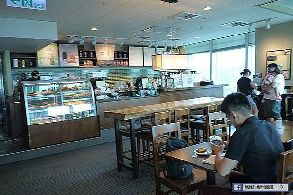 台北美食【台北101星巴克Starbucks - Taipei】35樓高空景觀咖啡館。信義區下午茶。台北101下午茶