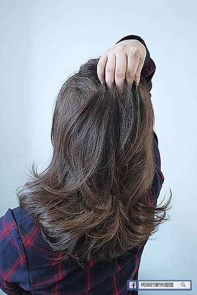 板橋府中美髮推薦【分享髮藝Share hair salon】做個上質美人~鉑金結構式上質深層護髮〡母親節活動75折到五月底〡髮型設計師Claire