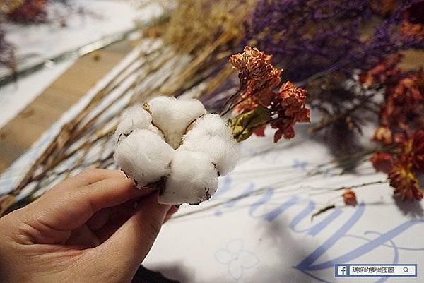 淡水花藝課程【花現花藝教室】韓式乾燥花束課程、日本永生花證照Annie老師教學