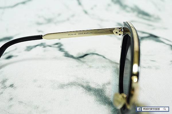 韓國太陽眼鏡【Stephane+Christian】跟風韓妞貓眼太陽眼鏡/韓星孔曉振代言/韓國墨鏡推薦