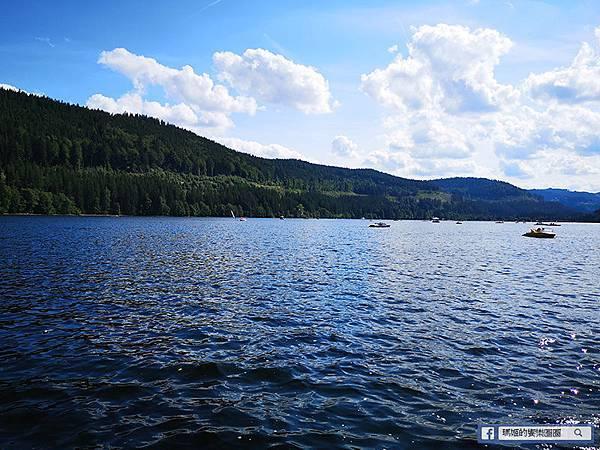 德國景點【蒂蒂湖遊船】黑森林天然湖泊美景/咕咕鐘工藝坊