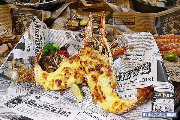 板橋府中燒烤美食推薦【火夯seafood海鮮燒烤】半露天燒烤餐廳大口吃肉吧!