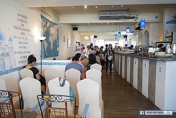 三芝咖啡廳【夢想地圖CAFÉ海景會館】三芝淺水灣絕美海景咖啡館全新開幕