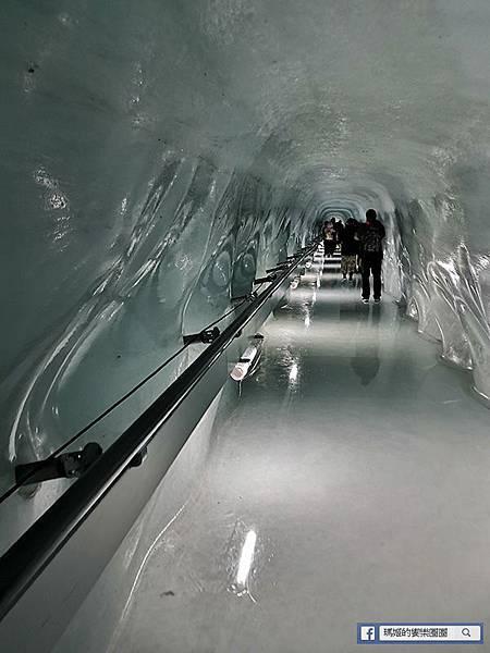 瑞士景點【少女峰】下雪了!雪白的銀色世界/小心高山症發作