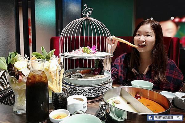 基隆火鍋【海棠春食膳鍋物】基隆麻辣鍋新開幕/老火湯&溫麻辣帶來新食感