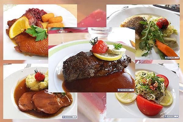 可樂旅遊德瑞雙峰11天【美食篇】歐洲美食知多少/德國瑞士團體行程美食