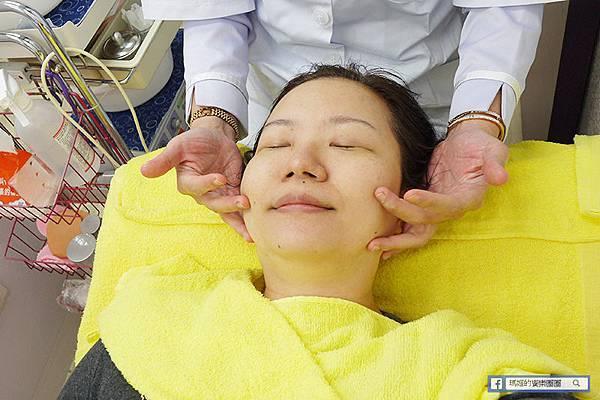 台北護膚保養【愛妮雅化妝品站前店】享受貴婦般的全臉護膚保養/台北車站作臉