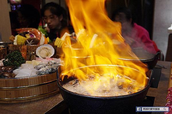 基隆火鍋推薦【暖鍋物】基隆宵夜推薦/基隆必吃牛奶鍋/燒酒雞鍋/咖哩鍋
