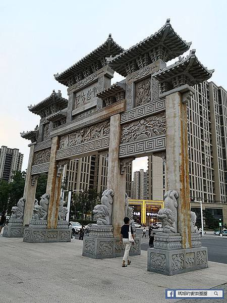 青島景點【即墨古城】復刻古色古香的千年古城風華