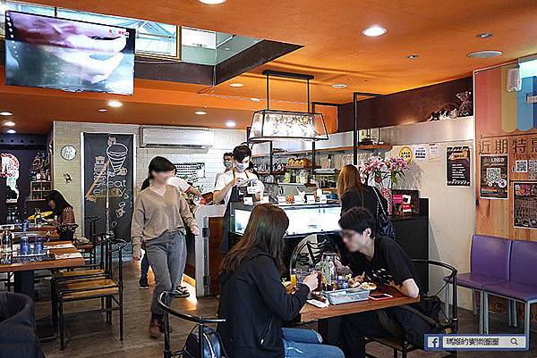 新店美食【eatenjoy意享美式廚房】新店市公所美式餐廳/新店寵物友善餐廳