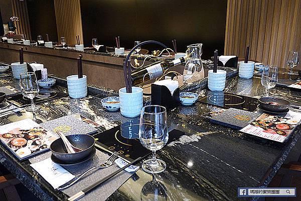 台北大安火鍋推薦【二本松涮涮屋】高CP值頂級精緻鍋物。台北大安美食。精緻情人節套餐