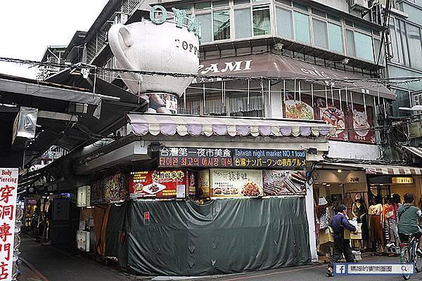 西門町咖啡館【Oyami Caf'e】獨立包廂用餐防疫安心餐廳/童話鄉村風咖啡館/西門町美食/西門町下午茶