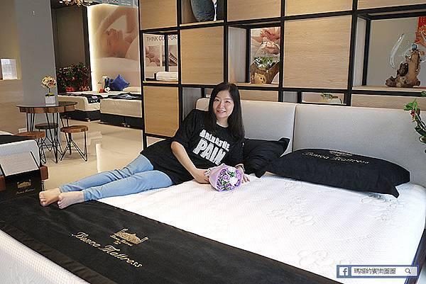 床墊推薦【歐盟晶典睡眠館】有專利及認證的優質床墊/土城居家生活館
