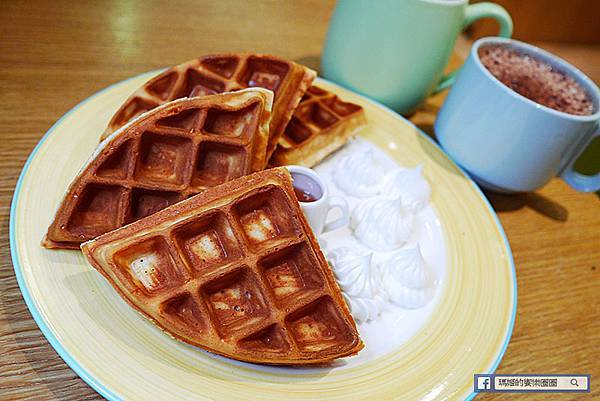 石牌咖啡廳【AT EASE CAFE】石牌早午餐/義大利麵/燉飯/下午茶