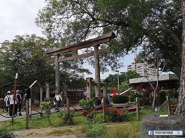 南投景點【鳥居喫茶食堂】平價日本浴衣體驗/祈福文化/親子遊憩