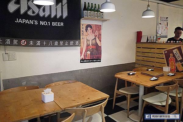 南京復興居酒屋【饕酒窩】下班放鬆的好地方/南京復興美食