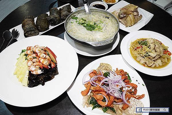 大安區創意客家料理【五月雪客家私房珍釀】米其林餐盤推薦/信義安和美食