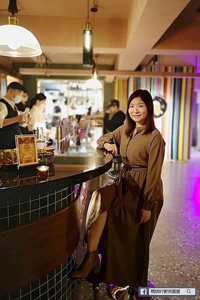 大安站餐酒館【Awake Sober Bar|今晚清醒吧|0%】復古摩登風餐酒館/大安美食推薦