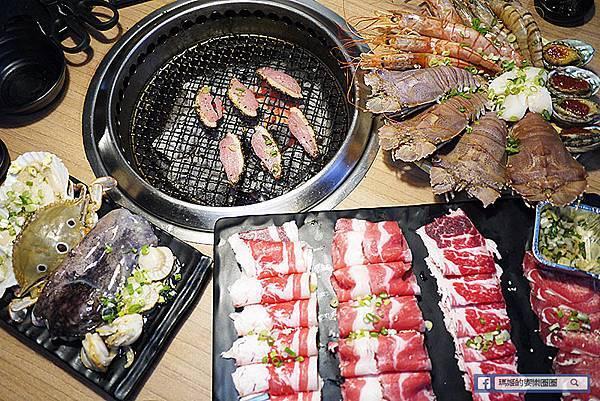 板橋燒肉吃到飽【燒肉殿頂級和牛海鮮燒肉吃到飽-板橋旗艦店】899頂級和牛吃到飽/板橋美食