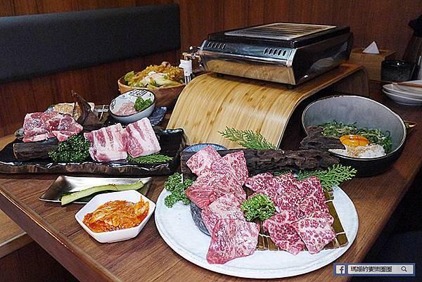 三重燒肉推薦【黑毛和牛一頭切】讚爆的台北橋頂級和牛燒肉/專人代烤職人燒肉/三重美食