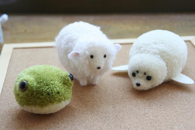 伊藤和子動物毛線球2.jpg