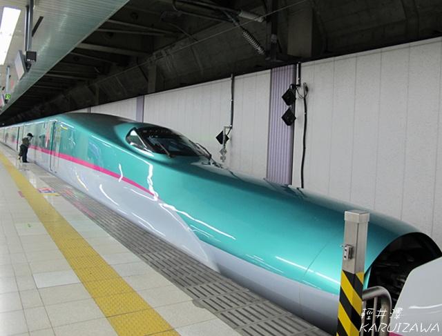 鴨嘴獸新幹線列車