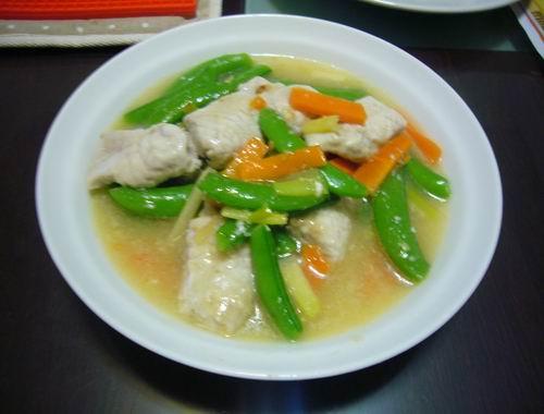 甜豆炒魚片.JPG