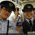 49 琵琶湖站的工作人員.JPG